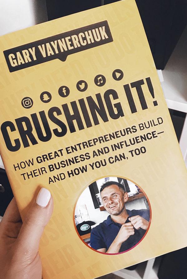 Crushing It! by Gary Vaynerchuk   lindsay-elizabeth.com