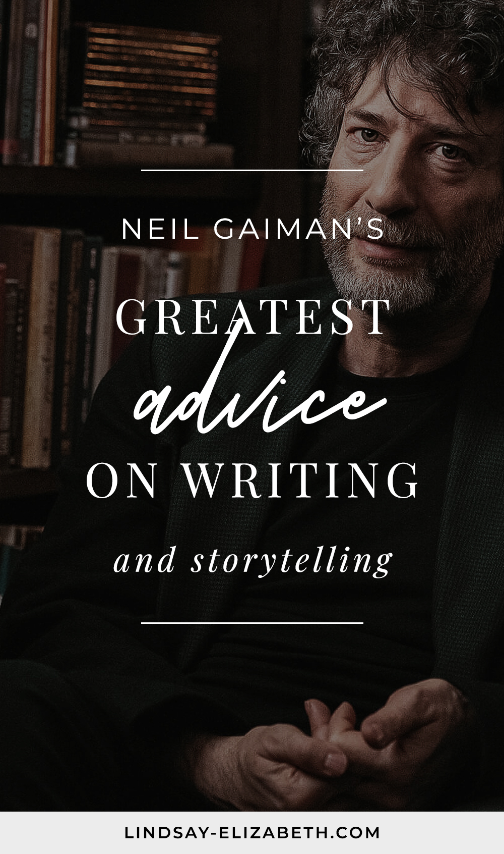 Iconic fantasy author Neil Gaiman shares his best tips on writing and storytelling, covering everything from character development and dialogue to world-building and writer's block. A must-see for any writer, beginner or advanced.