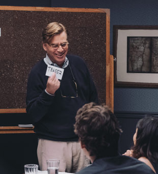 7 Powerful Lessons from Aaron Sorkin on Writing